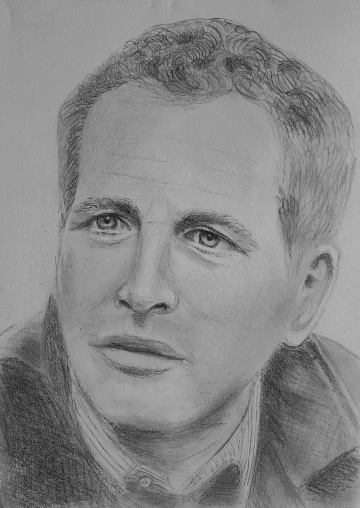 Paul Newman by paulb